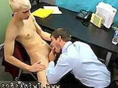 Boy anal movieture and gay anal creampie
