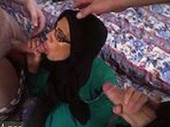 Arab couple sex Desperate Arab Woman Fucks