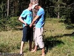 Male on male anal play movie gay Roma and