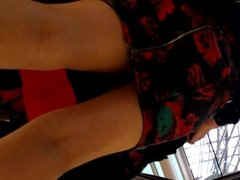 Bare Candid Legs - BCL#266