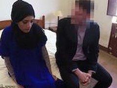 Arab rim job first time 21 year old refugee