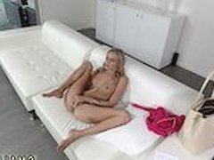 Amy anderson blowjob Tiniest In The Agency