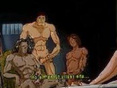 Big Tits Cartoon Maid Pussy Fuck
