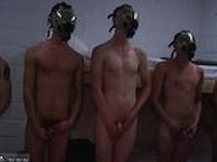 Free military cock movies gay Training the