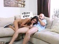 Suck my tits daddy Girls Behaving Badly