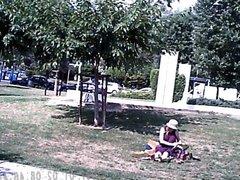 amateur voger in park 1