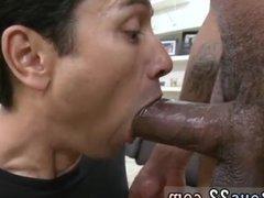 Cowboy receiving a blow job in public gay