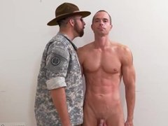 Teen gay soldiers movies Extra Training for