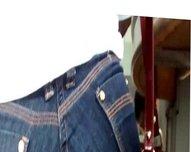 Gostosa de jeans 2