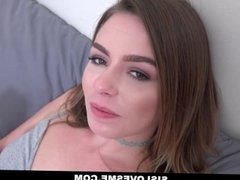 Sislovesme - Shower Time Turns Into Step-Sis Fucking