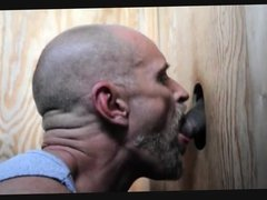 Glory Hole for Blk Guys Only