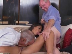 Old husband young wife anal first time