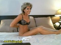 Very Hottest MILF Ever Fashion Show & Toys on Cam  from spicygirlcam,com