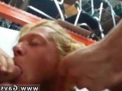 Cum on boys face gay sex films Blonde
