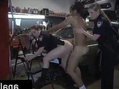 london keyes interracial and blonde clit solo chop shop owner