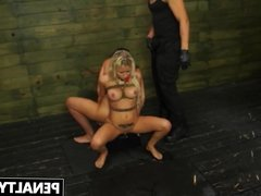 Humiliation For Bibi Miami And Callie Calypso