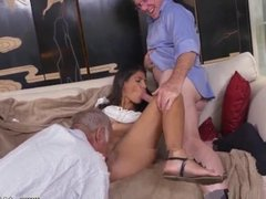 Sexy old cougar jewel first time He invited