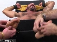 Tickle men feet gay Alessio Revenge Tickled