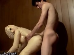 Men pissing pant gay A Doll To Piss All Over