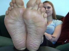 BARE FOOT & Jamie Big Feet