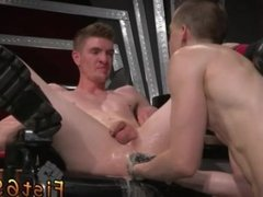 Gay naked daddy muscle sex  Axel is