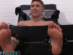 Gay guys feet movies and gay foot sex