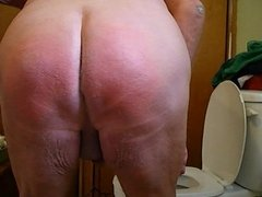 I need a good spanking and a huge black cock after !!!