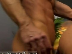 Taking off mans underwear gay porn and cock