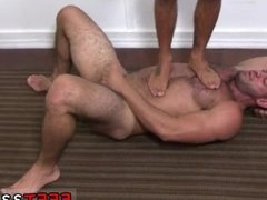 Cum stained feet movietures gay Johnny