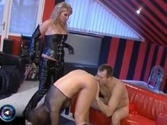 Ginger Jones, Maria Belucci and Mike Foster hot threesome sex