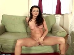 Sexy Aletta Ocean thought this porn casting