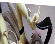 figure bukkake sof(Haiyore Nyaruko san)