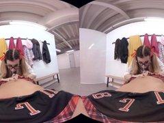 Virtual reality video testing