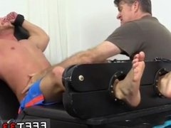 Young gay twinks licking feet movietures