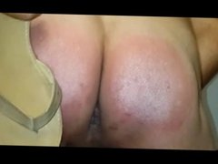 sandal spanking and caning