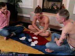 Hard gay twink orgasms Bottom Poker