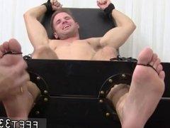 Furry legs gay tube Ticklish Dane Back For