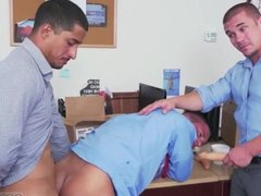 Gay white boys fucking in the sex shop Earn