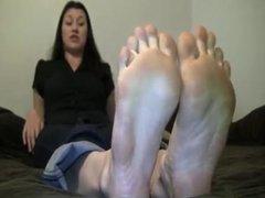 Mistress Kelsey Feet WOW