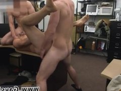 Male cum shots first time gay Straight