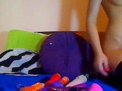 Webcam girl Julia Anderson atafilm com