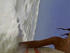 Fräulein Nudist Beach Beach, Byron Bay Australia
