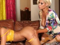 Mommy Knows Best - Hot Milf loves teen girls