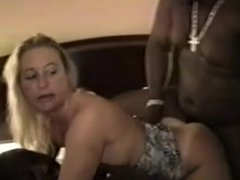 Wife Pimped out to Black Gang. Used hard in the Ass