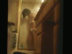 hidden cam - spy mom