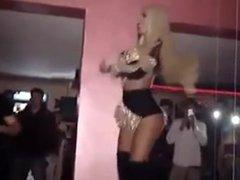 Dancing in club  Loredana Chivu  2017