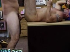 Taboo gay cum Snitches get Anal Banged!