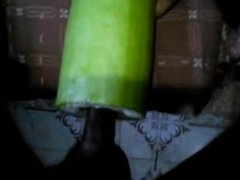 Desi Boy Sex With Bottle Gourd
