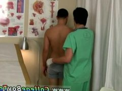 Doctor boy xxx photo gay He was tugging off