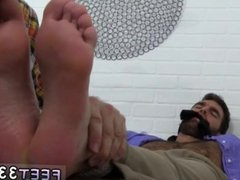 Gay electro feet  xxx Chase LaChance Tied